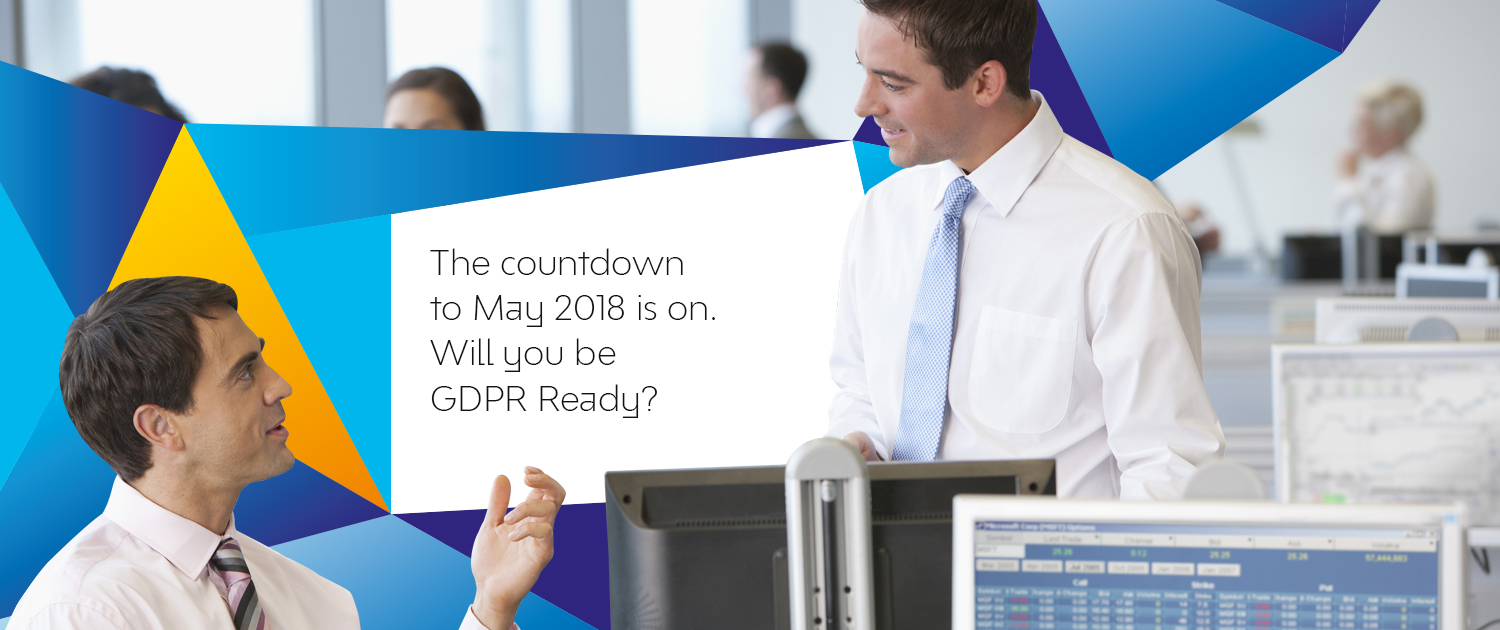 Think you're GDPR Ready? Think Again