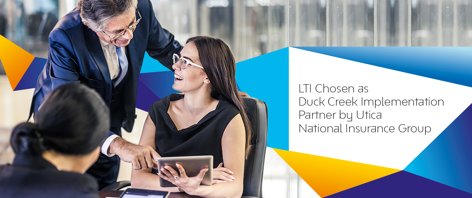 LTI Chosen as Duck Creek Implementation Partner by Utica National Insurance Group