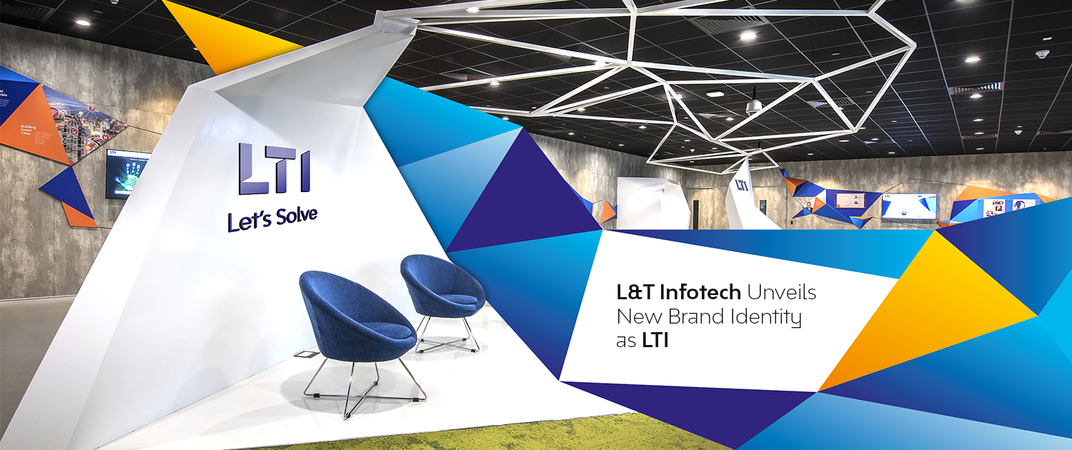 L&T Infotech Unveils New Brand Identity as LTI