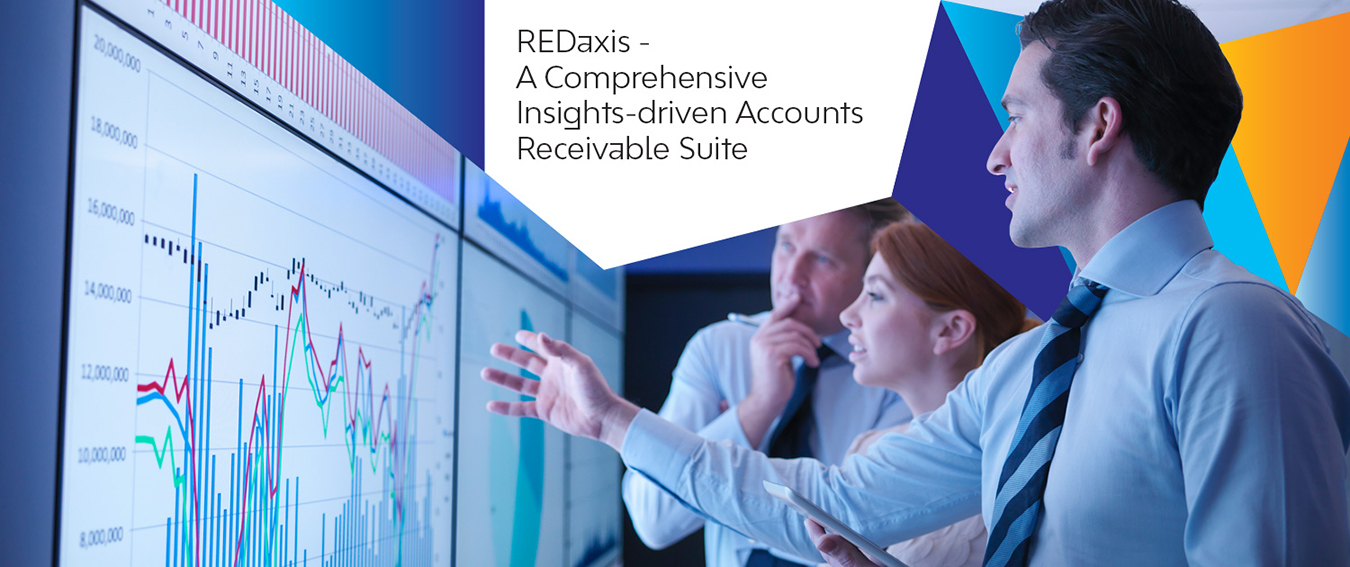 LTI REDaxis Platform Solution for DSO Reduction