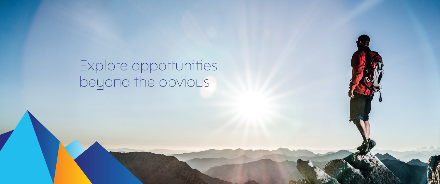 Explore opportunities beyond the obvious