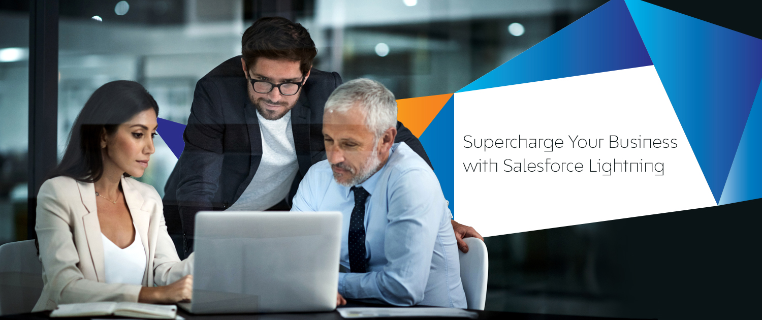 Supercharge Your Business with Salesforce Lightning
