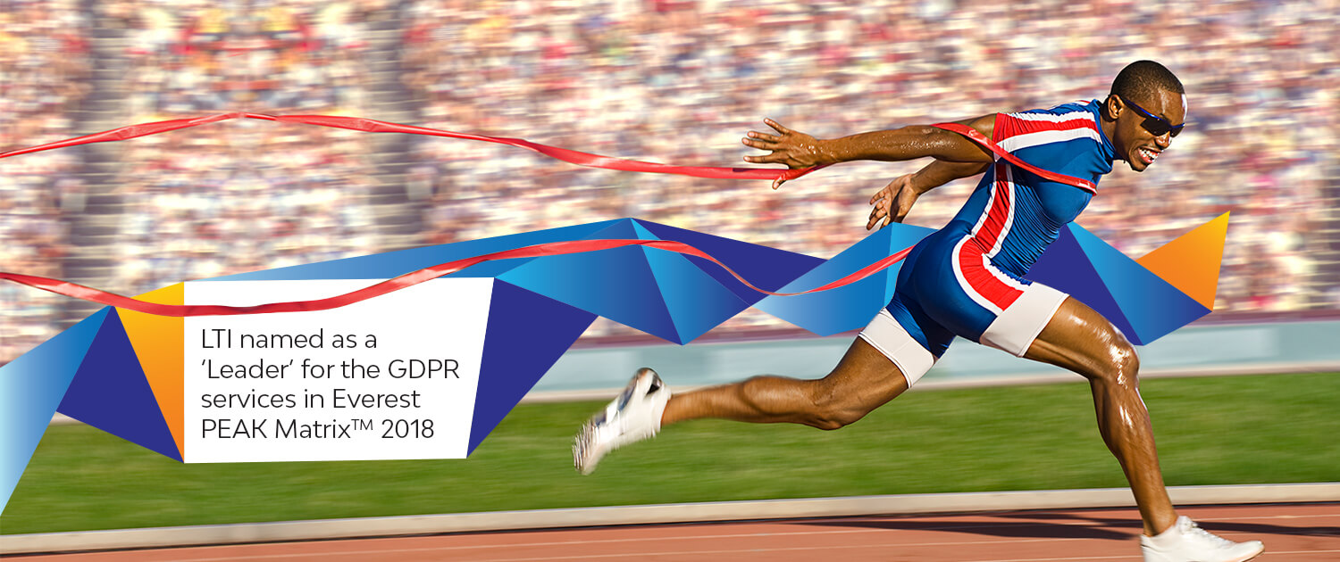 GDPR Services in Everest PEAK Matrix 2018