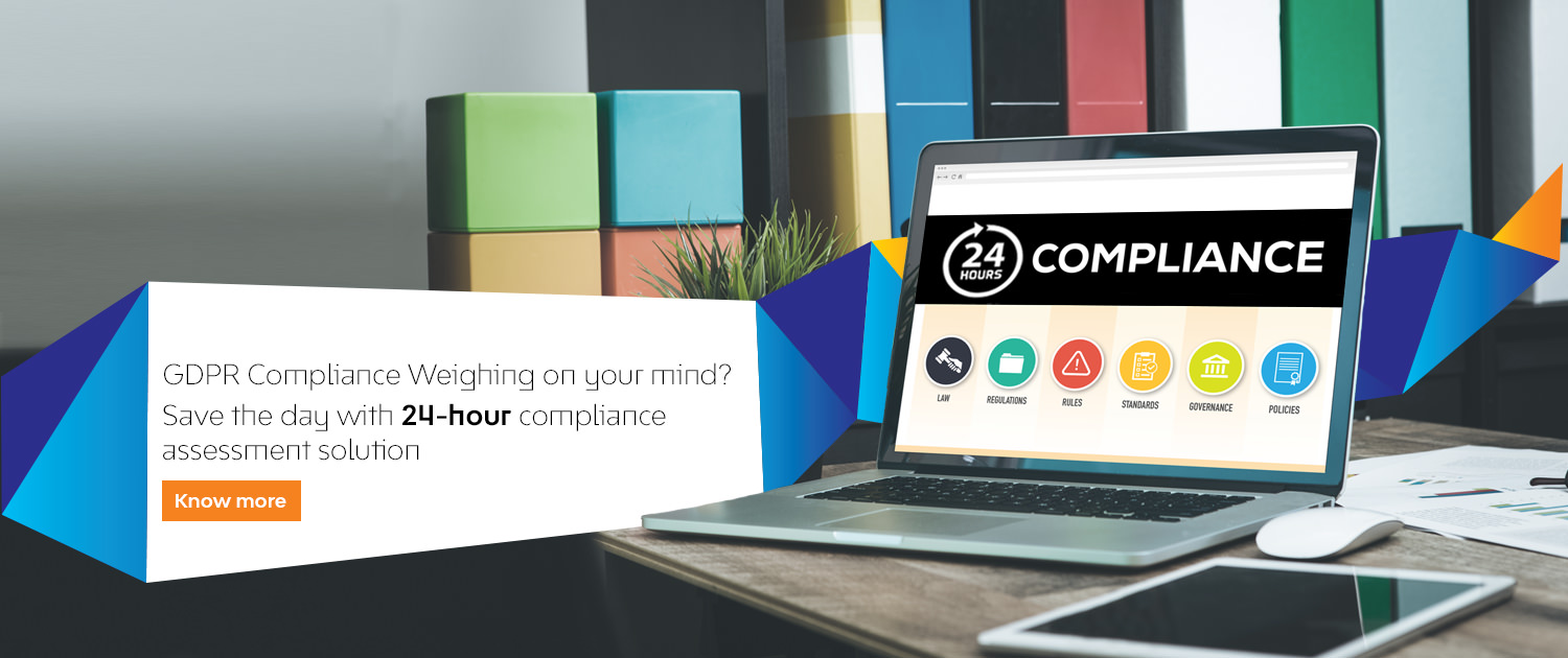 GDPR 24-Hours Compliance Assessment Solution