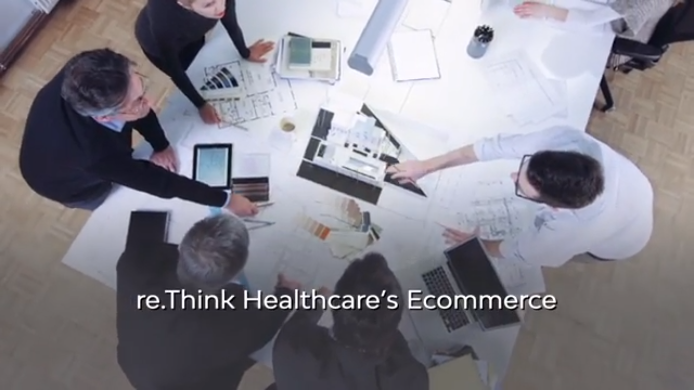 re.Think Healthcare's Ecommerce
