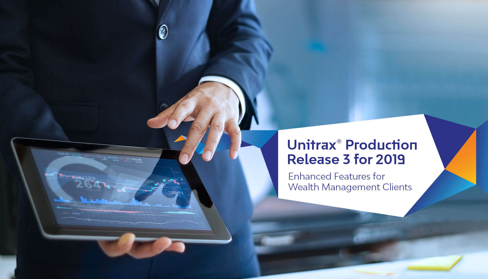 Unitrax® 3rd production release for 2019