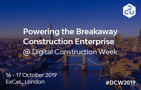 Digital Construction Week 2019