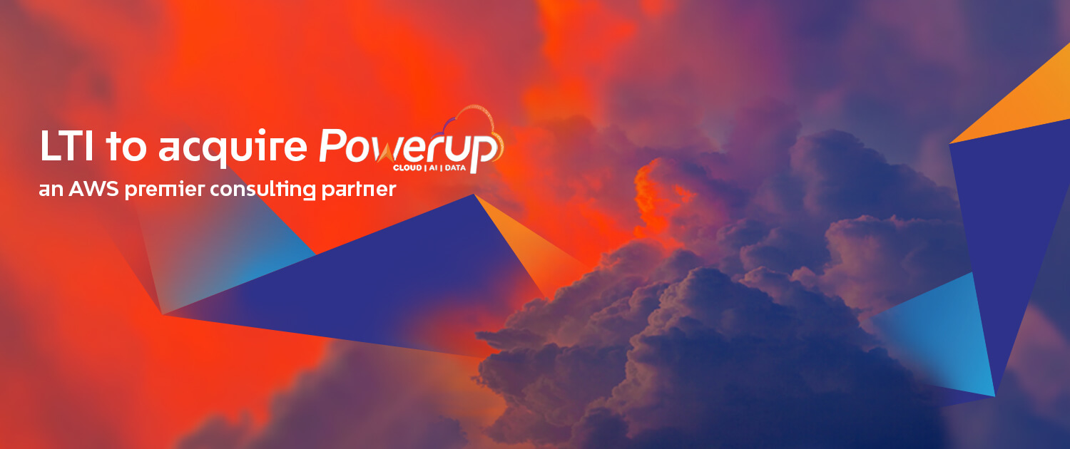 LTI to Acquire Powerupcloud Technologies