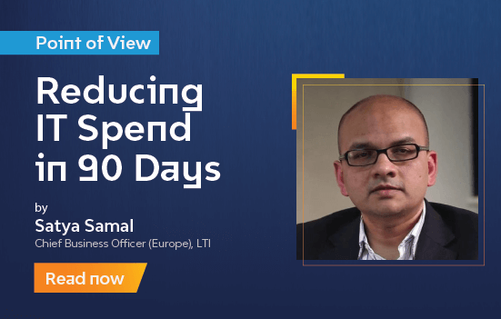 Reducing IT Spend in 90 Days