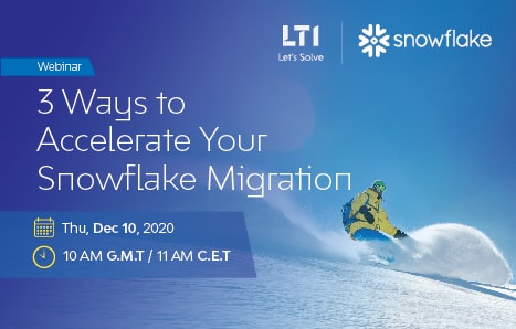 3 Ways to Accelerate Your Snowflake Migration