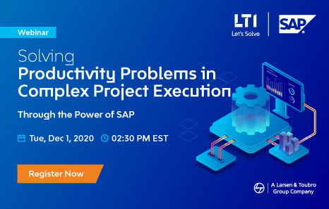 Solving Productivity Problems in Complex Project Execution