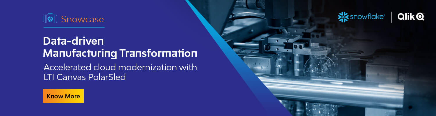 Data-Driven Manufacturing Transformation