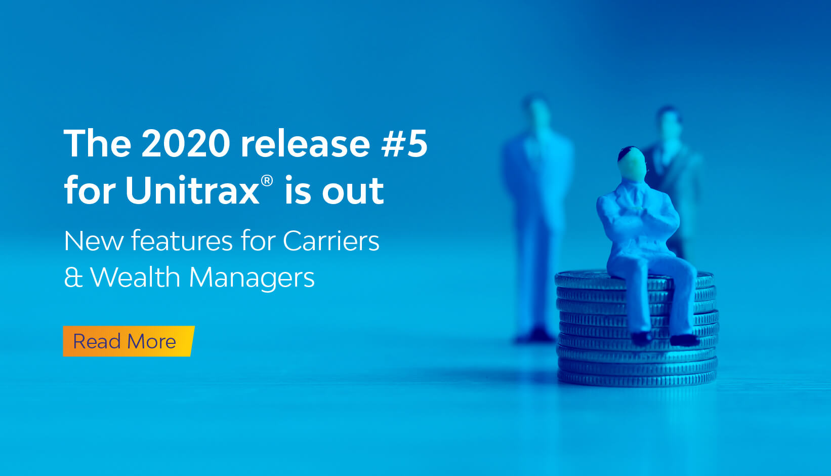 The 2020 release #5 for Unitrax® is out
