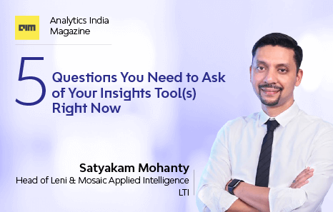 Five Questions You Need to Ask of Your Insights Tool(s) Right Now