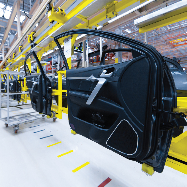 Business transformation with a harmonized S/4HANA ERP for an Automotive Major in USA
