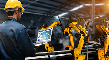 Smart Manufacturing for Operational Efficiency