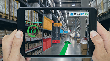 Assisted Training using AR