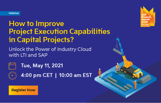 How to improve execution capabilities in Capital Projects?