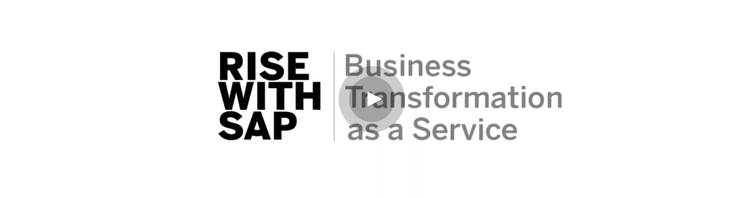 """LTI Alignment with """"Rise with SAP"""" - Business Transformation as a Service"""