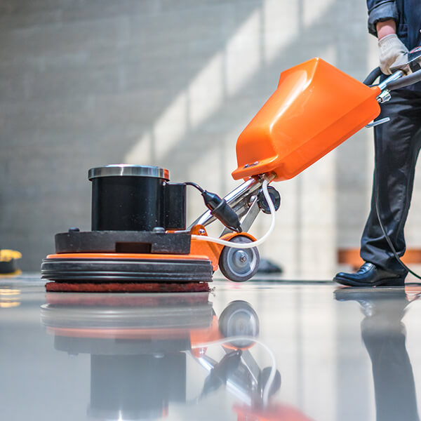 Improved Efficiency Through Commerce and Field Services for Danish Cleaning Equipment Supplier