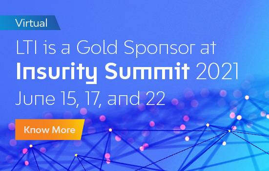 LTI is a Gold Sponsor at Insurity Summit 2021