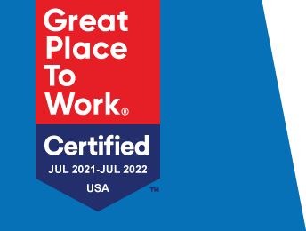 LTI USA is Now Great Place to Work® Certified