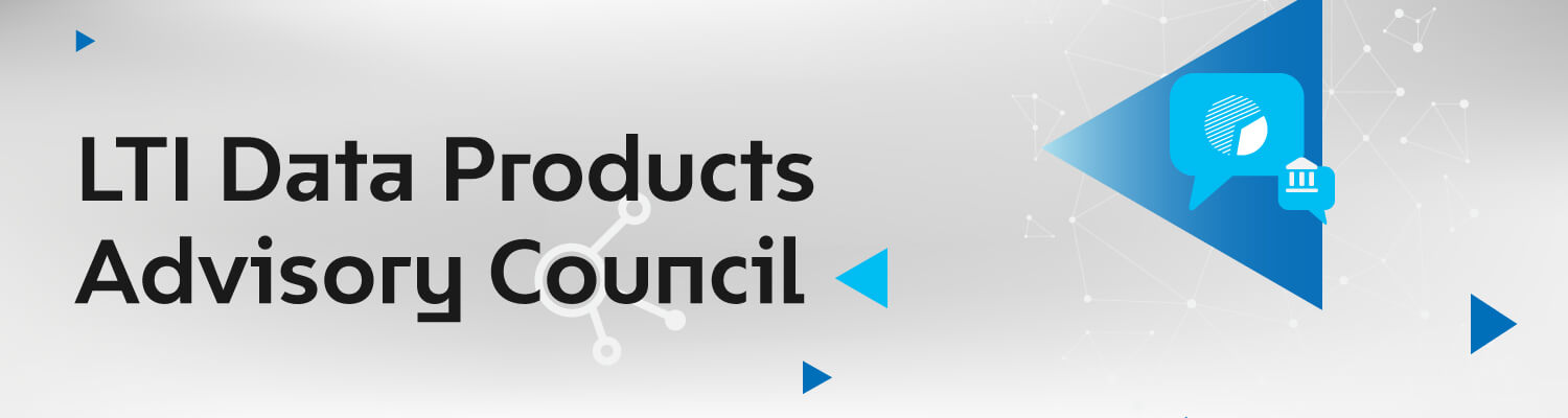 Announcing LTI Data Products Advisory Council