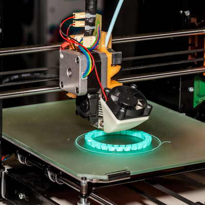 Additive Manufacturing in Auto Industry - 3D Printing Footprint Increases