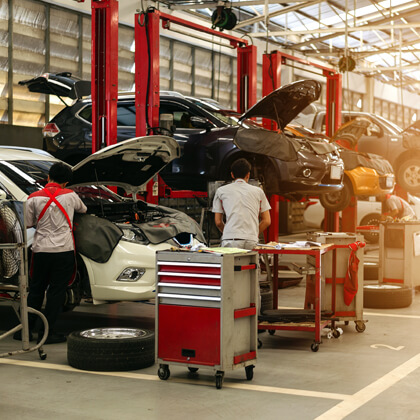 Elastic Value Chain for Auto Joint Ventures