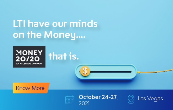LTI have our minds on the Money….Money20/20 that is